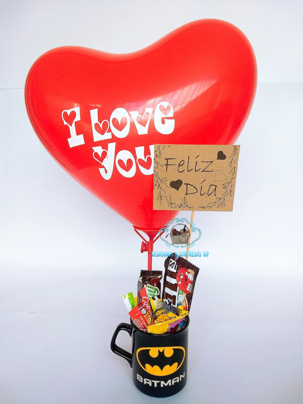 mug sorpresa decorado