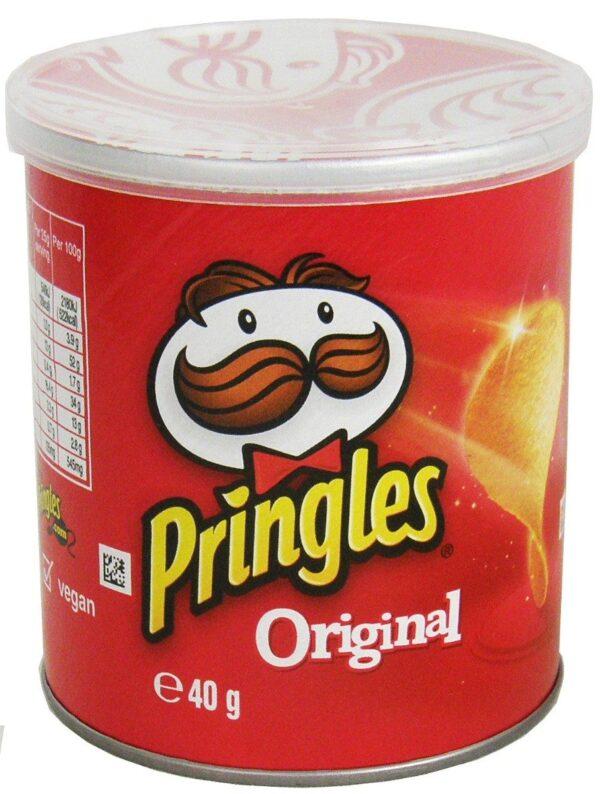 Papas, Snacks Americanas Pringles® 40gr